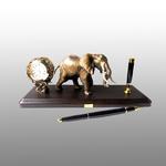 Письменный набор Слон
