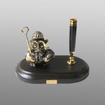 Письменный набор малый Сова металлург